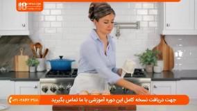 مواد لازم برای پخت دونات مربایی مخصوص صبحانه