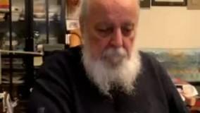 واکنش ابتهاج به نوار شنیده نشده ای از تمرین استاد محمدرضا شجریان