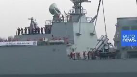 حضور واحد ضد دزدی دریایی کرهجنوبی در تنگه هرمز