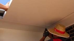 اجرای سقف خانههای ویلایی با ساندویچ پانل سقفی