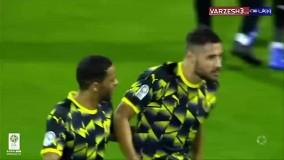 پاس گل بشار رسن در اولین بازی با پیراهن القطر