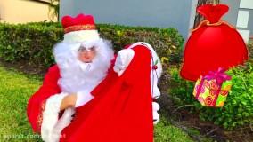 ناستیا و میا - داستان کریسمس ناستیا و بابانوئل