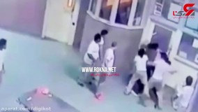 فیلم لحظه شورش در یک زندان