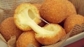 طرز تهیه سیب زمینی پنیری : آموزش اشپزی