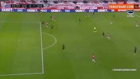خلاصه بازی گرانادا 0-4 بارسلونا