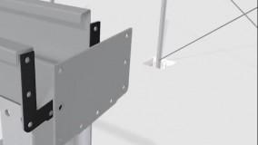 نصب و اجرای سوله با روش ساخت در محل