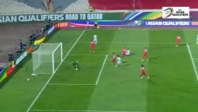 خلاصه بازی ایران 1 - کره جنوبی 1