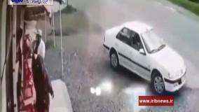 سرقت گوشواره یک زن در پوشش مأمور تست کرونا