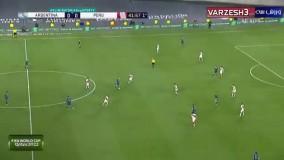 خلاصه بازی آرژانتین 1- پرو 0