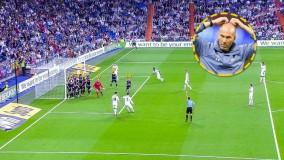 لحظاتی عجیب از رئال مادرید که اگر دوربین نبود کسی باور نمیکرد!