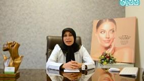 نواحی مجاز برای تزریق ژل