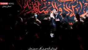 مداحی زیبای حاج مهدی رسولی به مناسبت دهه پایانی ماه صفر