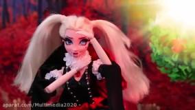 ایده های کارتونی دخترانه _ مهمانی هالووین السا و انا