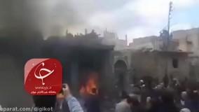 انفجار خودرو بمبگذاری شده در یکی از شهرهای سوریه