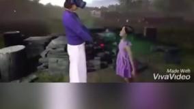 دیدار مادر با فرزندش سه سال پس از مرگش