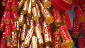 چرا رنگ عید بهار چین قرمز است؟