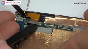تعویض باتری گوشی HTC One M7 - فونی شاپ