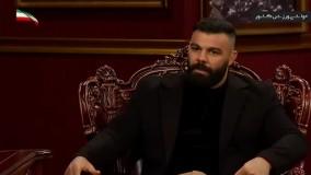 امیر علی اکبری : حریف آمریکایی را در مبارزه له کردم