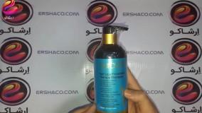 آنباکسینگ شامپو ضد ریزش با روغن آرگان PURA DOR