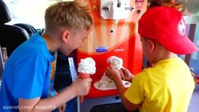 ماجراهای ولاد و نیکی قسمت 250 ؛ کشف کامیون بستنی جدید مادر
