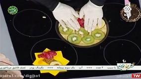 طرز تهیه نان میوه ای و عسلی