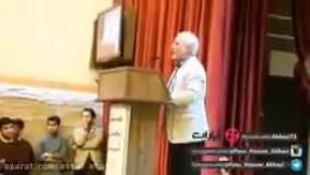 حمله حسن عباسی به احمدی نژاد