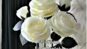 گل فومی بزرگ ، گل غولپیکر فومی،گل کنار سالنی،گل بلندر،گل کاغذی دکوراتیو
