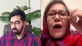 واکنش مینو محرز به ماجرای واکسن زدن شهاب حسینی
