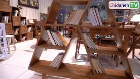 ست وسایل چوبی