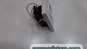 پریز برق دوربیندار مخفی بیسیم 09924397145