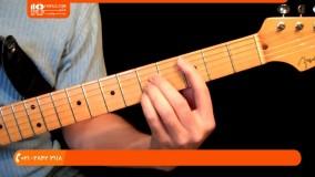 آشنایی با اسم سیم های گیتار الکتریک