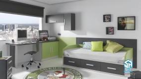 ایده های طراحی اتاق خواب کودک