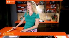 آموزش آشپزی بین المللی _ ساندویچ فیله ماهی