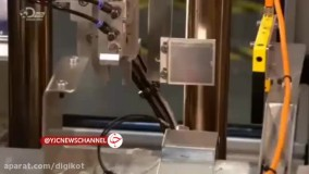 فرآیند جالب ساخت کلت الکتریکی