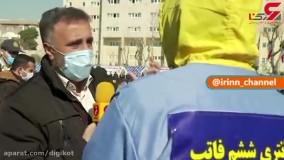 رکورد سرعت سرقت در تهران توسط این سارق شکسته شد