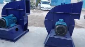سانتریفیوژ نیمه فشار صنعتی09121865671