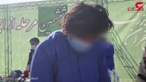 زورگیری از مامور پلیس تهران در روز روشن