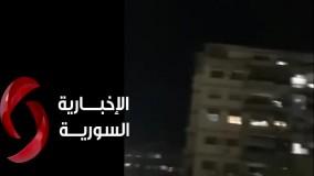حمله هوایی اسرائیل به خاک سوریه (۲)