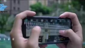 هلیشات دوربین دار تاشو F69 با ارسال زنده تصویر/ایستگاه پرواز