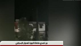 حمله جنگندههای رژیم صهیونیستی به جنوب سوریه