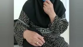 رضایت بیمار از مراجعه به کلینیک درمان زخم مرهم اندیشه سلامت در مشهد