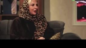 واکنش مرجانه گلچین بعد از شنیدن خبر فوت علی انصاریان