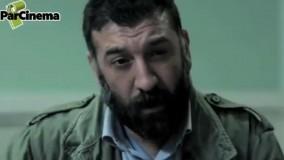 سکانسی از بازی علی انصاریان و ماه چهره خلیلی در « هدیه»