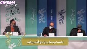 روحالله حجازی : من فیلم ساز سیاسی نیستم