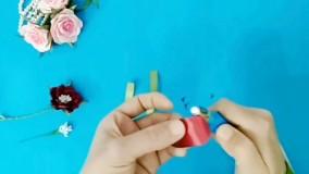 آموزش ساخت تسبیح گلدار
