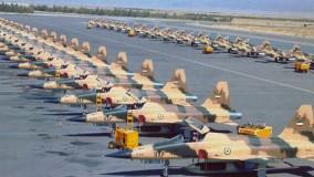 ماجرای وضعیت نیروی هوایی ایران در شب موشک باران عینالاسد