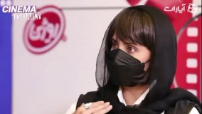 مخالفت الناز شاکردوست با برداشتن ماسکش