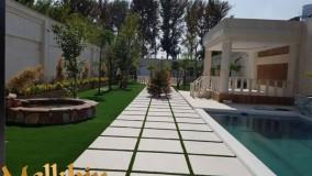 باغ ویلا 750 متری باغ 200 متر ویلا در شهریار