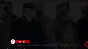 لحظاتی کمتر دیده شده از حضور شهیدان سلیمانی و مهندس در جبهه مقاومت