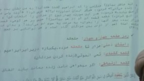 حفظ قرآن به روش کدینگ.جزء۳صفحه۴۴بخش۱